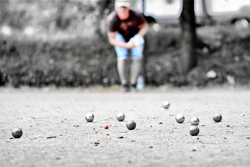 BOULE-Spieler – Pétanque © diepfalz.de