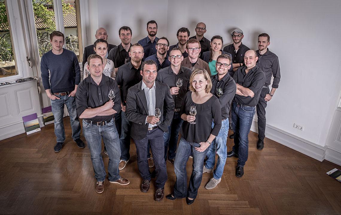 Generation Pfalz – Die neue Talentschmiede Pfälzer Winzer