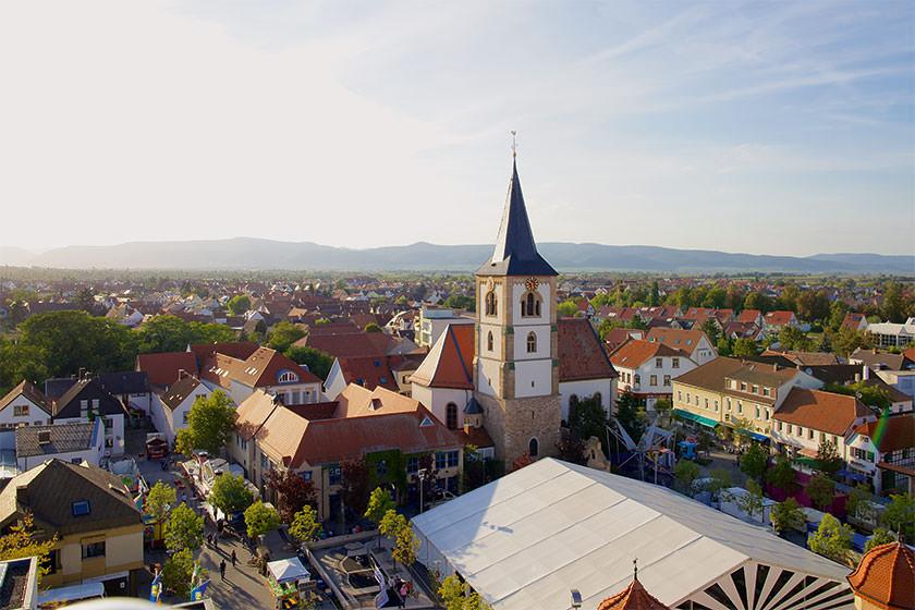 HASSLOCH – Hier wohnt Deutschlands Durchschnitt © diepfalz.de