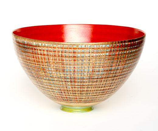 Keramik Schale - CAROLA GÄNSSLEIN