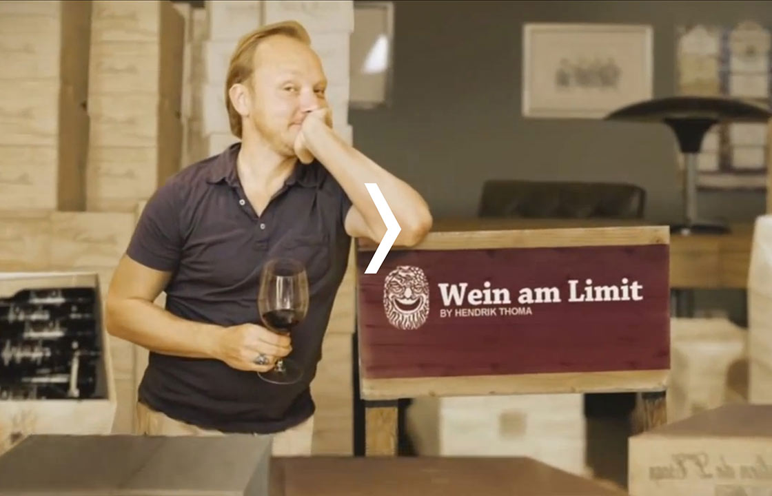 Wein am Limit mit Frank John