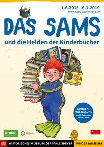Das Sams - Familien Austellung im Hist. Museum Speyer